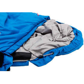 Helsport Glitterheim Spring Sleeping Bag bright blue